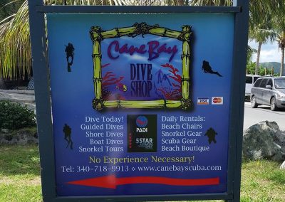 cane bay dive shop