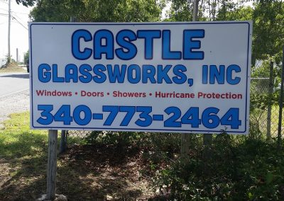 castle glassworks